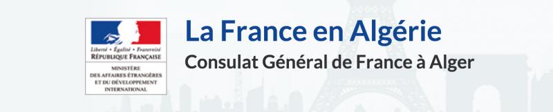 Consulat de France à Alger