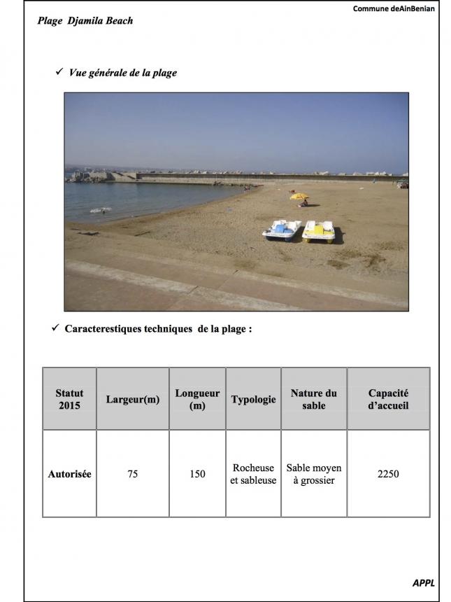 3-ain benian-Djamila Beach